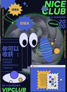Design Retro, Graphic Design Layouts, Graphic Design Posters, Graphic Design Inspiration, Layout Design, Book Design, Cover Design, Design Art, Research Poster