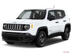 2017 Jeep Renegade - good explanation of Renegade modelks