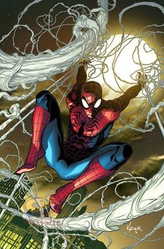 Spider-Man by Aaron Kuder *                                                                                                                                                                                 More