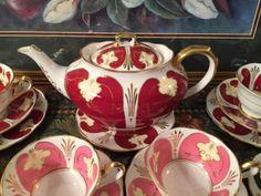 Royal-Albert-1994-Multi-Colored-Tea-set-23-Pcs-Free-Shipping-worldwide