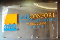 Marconfort Beach Club Hotel is privileged located front line El Lido beach, between Los Álamos and Bajondillo beaches in Torremolinos. www.marconfort.com