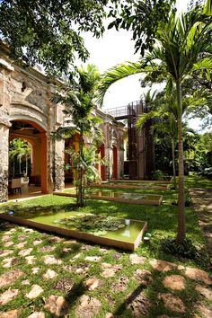 Hacienda Sac Chich - Mexico Situated in Yucatan, Mexico, in an...