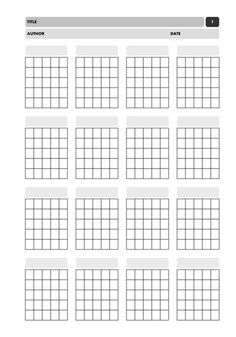 guitar fretboard diagrams six fret blank template 6 per page guitar in 2019 guitar chord. Black Bedroom Furniture Sets. Home Design Ideas