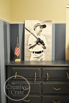 Here is a FuN photo art idea that I made for my sons room!and sent it into Costco to have it enlarged to a Diy Photo, Photo Art, Sports Pics, Kids Sports, Boy Room, Playroom, Enlarge Photos, Baseball Photos, Large Canvas