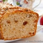 CHEC DE POST CU MERE RASE SI STAFIDE Mom Birthday Crafts, 90th Birthday, Birthday Gifts, Vegetarian Recipes, Cooking Recipes, Loaf Cake, No Cook Desserts, Foods To Eat, Banana Bread