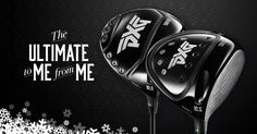 Give yourself a little seomthing too this year. A new custom fit PXG driver will have you smiling all the way until next christmas. #GolfEquipment #Driver #GolfGear #ParsonsXtremeGolf
