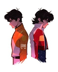 Keith and Galaxy Garrison Keith from Voltron Legendary Defender