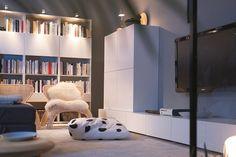 Album - 1 - Photos catalogues IKEA Banc TV, Besta, Billy, Hemnes, Liatorp... - Changement de décor autour de la télé ?!