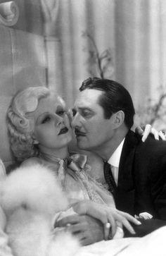 Edmund Lowe, actor (1890-1971) Jean Harlow, actress (1911-1937) See both Edmund Lowe and Jean Harlow in Dinner at Eight (1933)