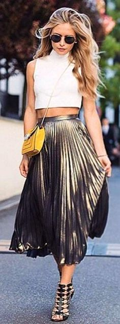 Lovely And Cute Street Style Outfits 9