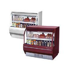 Gabinetes para Reposteria Refrigerados (123 cm) - Low Profile/ Deli Cabinets - Low Profile (123 cm)