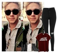 """""""Selfies w/ Niall"""" by walking-in-the-wind ❤ liked on Polyvore featuring Topshop, Timberland, Casetify, Bobbi Brown Cosmetics, Marc Jacobs, Aéropostale and MaggiesTopSets"""