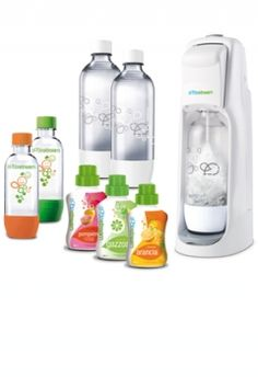 Soda stream. For making carbonated beverages at home.  Works great with Ikea lingonberry syrups! Make your own iso drinks for workouts. Cuts down on plastic bottles.