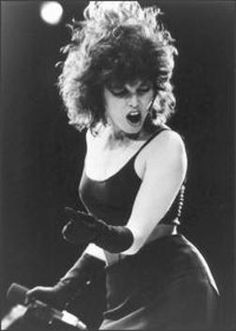 PAT BENETAR ... her and Ann Wilson have the BEST Female voices in Rock & Roll History !