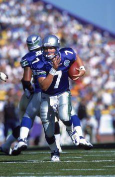 eec9204ed4 Jon Kitna   Seattle Seahawks To get you in the mood for  FootballSeason in  September
