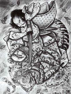 Image result for horiyoshi iii snake
