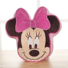 MINNIE MOUSE Butterfly Dreams Pillow
