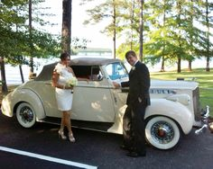 A Clic Wedding Car From Memories In Motion Clics Adds To The Stylish At Children S