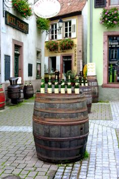 Wine Tasting in Metz, Alsace, France