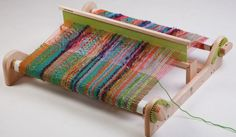 weaving looms for beginners | ... looms are easy to use even for beginners but still versatile you can