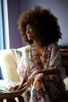 I love Afros!