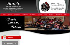 Houses For Sale Near Bowie Middle School Amarillo, TX 806-340-7630  http://pinkhouseteam.com