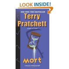 Mort: A Novel of Discworld: Terry Pratchett: 9780062225719: Amazon.com: Books