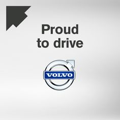 """Re-pin"" if you are proud to drive a #Volvo"