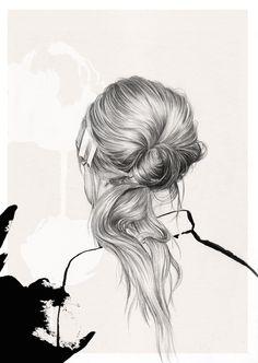 I LOVE ILLUSTRATION: #EsraRoise www.iloveillustration.nl