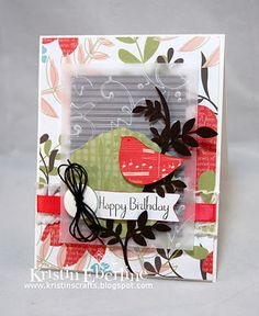 more vellum love...  http://kristinscrafts.blogspot.com/