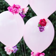 Baby Shower Floral Mothers New Ideas Balloon Crafts, Balloon Decorations, Balloon Party, Surprise Party Decorations, Bridal Shower Balloons, Wedding Balloons, Valentine Decorations, Festa Party, Diy Party
