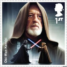 New Star Wars stamps released ahead of The Force Awakens  - BBC Newsbeat