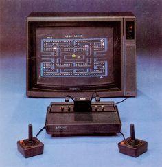 Colecovision Pacman on Atari 2600?
