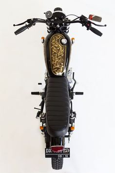 'Tanks' for the Gold. | Deus Ex Machina | Custom Motorcycles, Surfboards, Clothing and Accessories