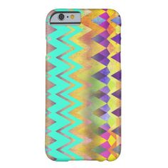 Camping Dreams_2 Turquoise - iPhone 6 case