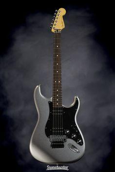 Fender Blacktop Strat, Titanium Silver