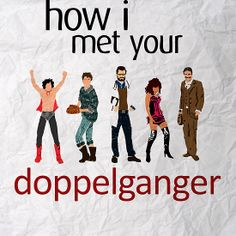 How I Met Your Mother Dopplegangers... oh yeah, we all have one! #HIMYM