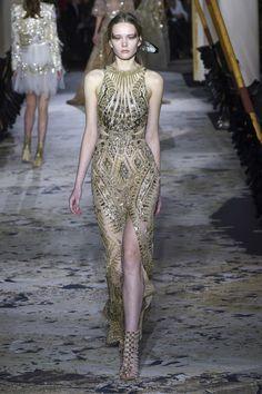 Défilé Zuhair Murad Haute Couture printemps-été 2018 46