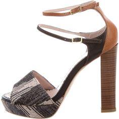 Missoni Leather Sandal PmvU0