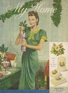 My Home magazine from December 1947.
