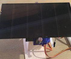 Arduino Solar Tracker (Single or Dual Axis)