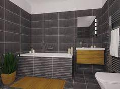 """Résultat de recherche d'images pour """"petite salle de bain avec baignoire d'angle"""""""