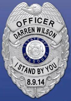 Support Darren Wilson