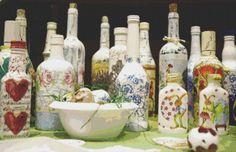 The Bottle Collection Cross Stitch Pattern by  Avalon Cross Stitch on Etsy