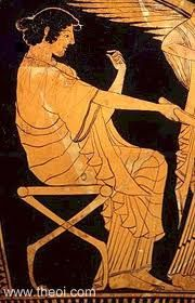 ancient greek chair - Google Search