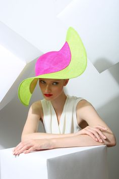 Philip Treacy S/S 2015