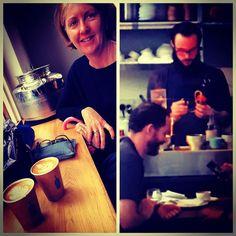 Blue Bottle Coffee #bluebottlecoffee #mintstreet #coolestcoffeeshopever #sanfrancisco by alancampbell61