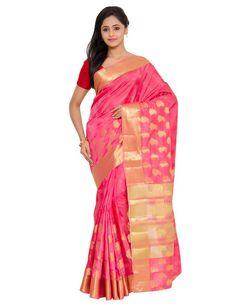 The Chennai Silks - Art Dupion Saree - Pink(CCSW-98): Amazon : Clothing & Accessories  http://www.amazon.in/s/ref=as_li_ss_tl?_encoding=UTF8&camp=3626&creative=24822&fst=as%3Aoff&keywords=The%20Chennai%20Silks&linkCode=ur2&qid=1448871788&rh=n%3A1571271031%2Cn%3A1968256031%2Ck%3AThe%20Chennai%20Silks&rnid=1571272031&tag=onlishopind05-21