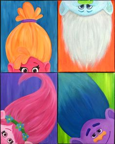 Paint Your Favorite Troll