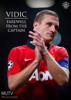 The end of an era. Thank you Nemanja.